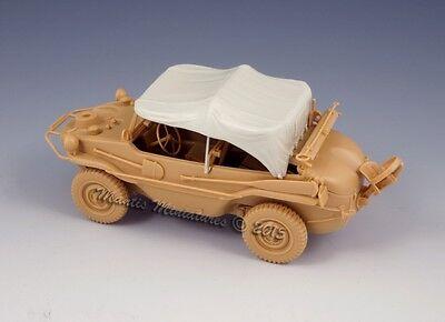 Mantis Miniatures 1/35 Schwimmwagen Canvas Roof for Tamiya kit