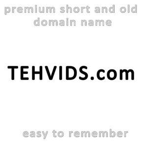 Premium short domain name .com