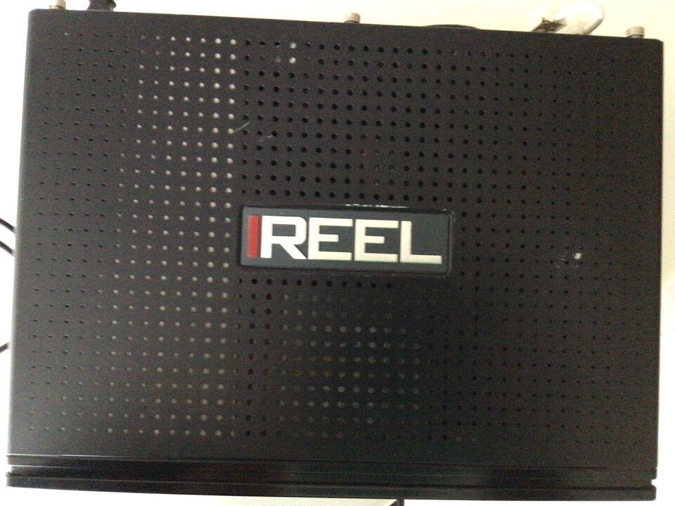 Andet mærke, Reelbox Avangarden II,
