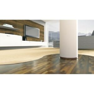 Flexible Flooring Profile Transition