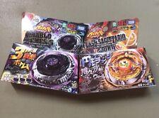 Beyblade Diablo Nemesis X:D + Flash Sagittario 230WD Takara / Hasbro USA Seller