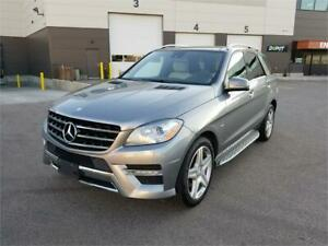 2012 Mercedes-Benz Classe M ML 350 BlueTEC