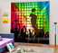 3D Singer 336 Blockout Photo Curtain Printing Curtains Drapes Fabric Window AU