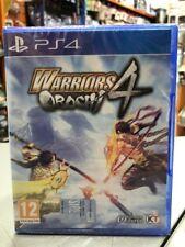 Warriors Orochi 4 Ita PS4 NUOVO SIGILLATO