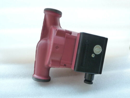 Grundfos UPS 25-80 Heizungspumpe 230 Volt Umwälzpumpe 180 mm NEU /& OVP P43//20