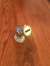 Batman Bat Signal Mini Statue Bust Lights Up New Rare