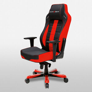 DXRacer Office Chairs OH/CE120/NR Ergonomic Desk Chair Computer Gaming Chair