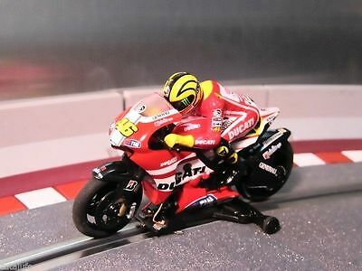 Vendita Economica Offerta Scx 1/32 Scalextric Moto Ducati Rossi Nuovo Scalextrc (tecnitoys) Nuovo