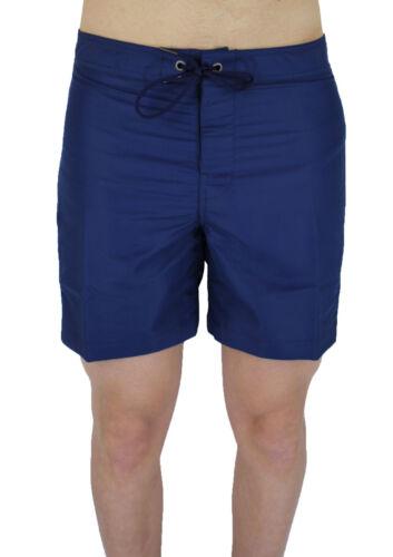 "MAN COSTUME SUNDEK BS//RB 16/"" SHORTS NAVY BLUE #19 BERMUDA BOXER SHORTS SEA"
