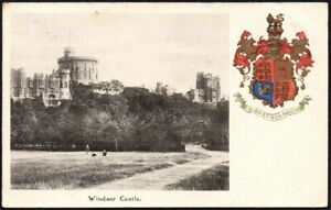 Postcard-Berkshire-Windsor-Castle