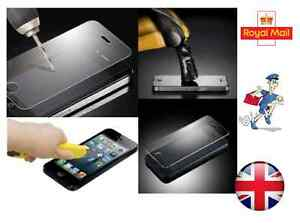 GENUINE-TEMPERED-GLASS-SCREEN-PROTECTOR-LCD-GUARD-FOR-APPLE-IPHONE-4-amp-4s-UK