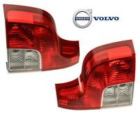 Volvo Xc90 07-13 Pair Set Of Left And Right Lower Tail Light Lens Genuine