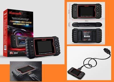 Accurato Obd Diagnosi Dispositivo Icarsoft Mb V2.0 Per Tutti Mercedes-benz Sprinter + + Smart- Garanzia Al 100%