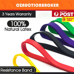 Set-of-5-Heavy-Duty-Resistance-Band-Loop-Power-Gym-Fitness-Exercise-Yoga-Workout