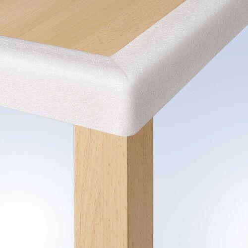 OVP Reer Ecken und Kantenschutz Eckenschutz Schutzecken weiß 4 x 0,5 m NEU