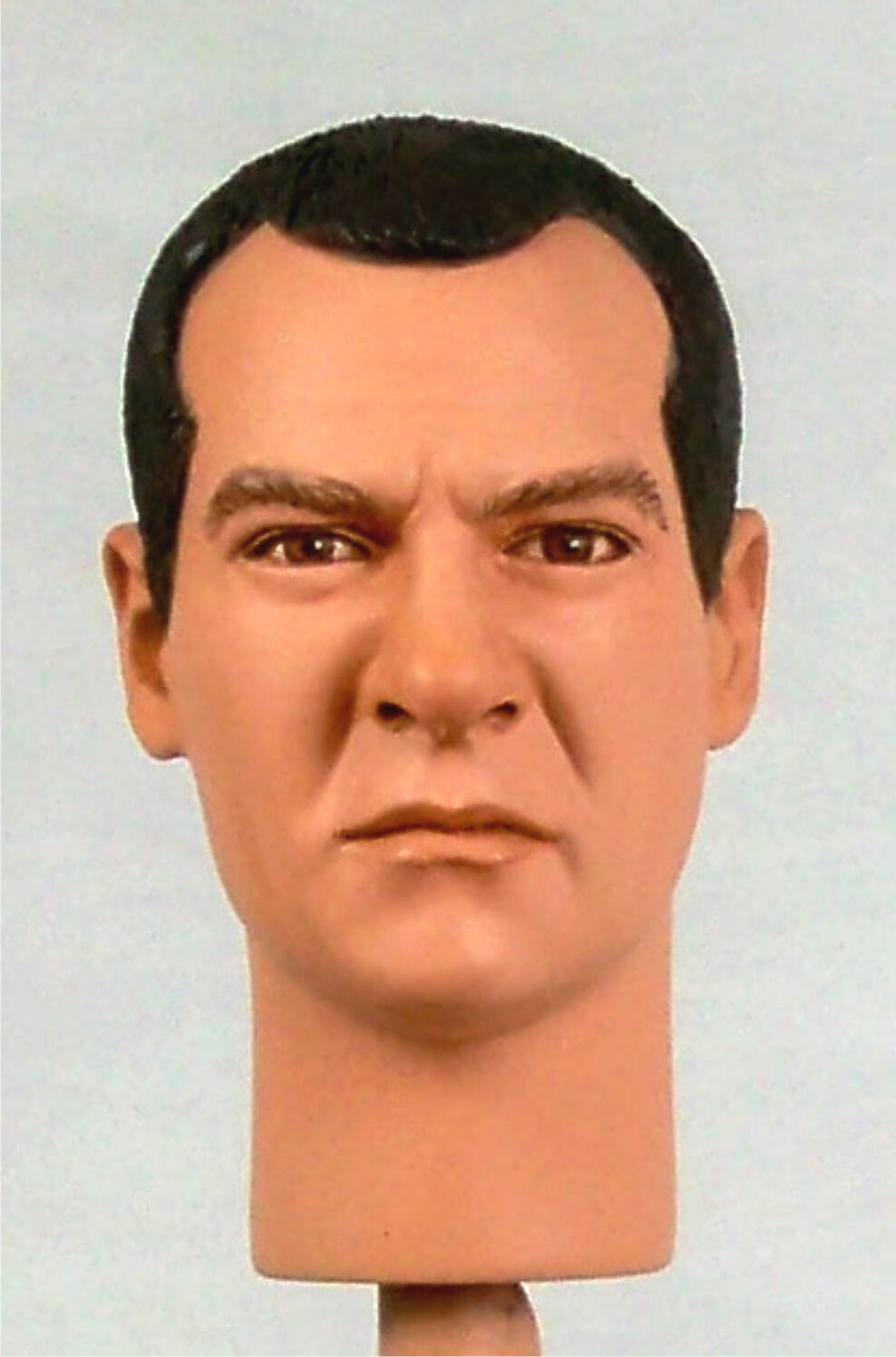 16 Custom cabeza de Trevor Steedman como Pvt Wierzbowski De Aliens