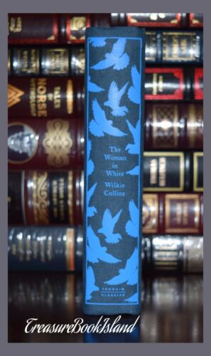 Woman in White by Wilkie Collins New Ribbon Collectible Hardcover Gift Edition