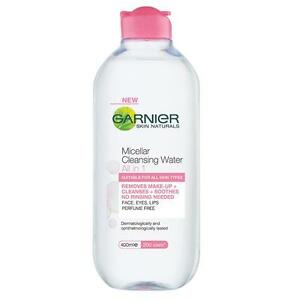 Garnier Micellar Cleansing Water Make Up Remover For All