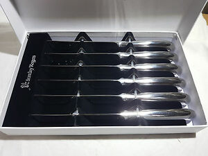 STANLEY-ROGERS-PISTOL-GRIP-6-PCE-STEAK-KNIFE-SET-STAINLESS-STEEL-NEW