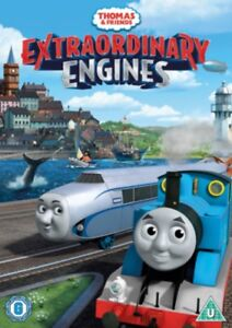 Nuovo-Thomas-amp-Friends-Extraordinary-Motori-DVD