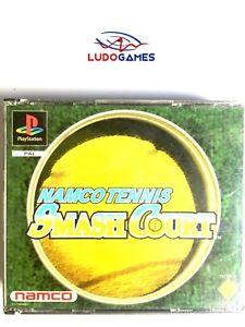 Namco-Tennis-Smash-Court-Psx-PS1-PLAYSTATION-Mint-State-Complet-Retro-Pal-Eur