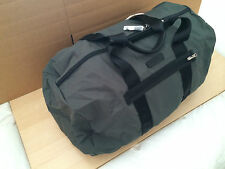 Authentic Coach Unisex Mens Weekender Green Nylon Leather Travel Bag Duffle