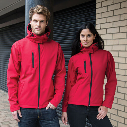 Result Core Women/'s TX Performance Hooded Softshell R230F Ladies Winter Jacket