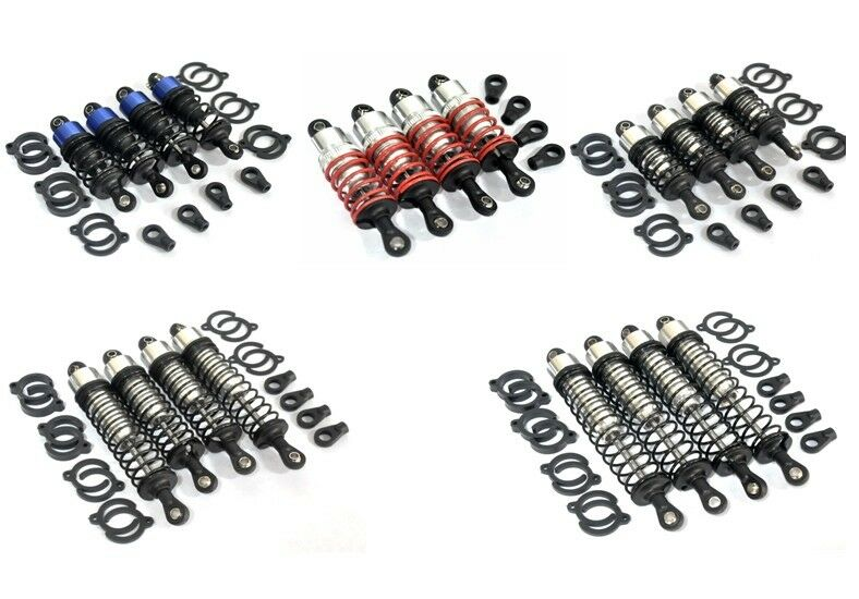 AMMORTIZZATORI ad olio in alluminio/AMMORTIZZATORI TAMIYA DT03 CW01/KYOSHO/Assiale/HPI/WL Toys/TRAXXAS