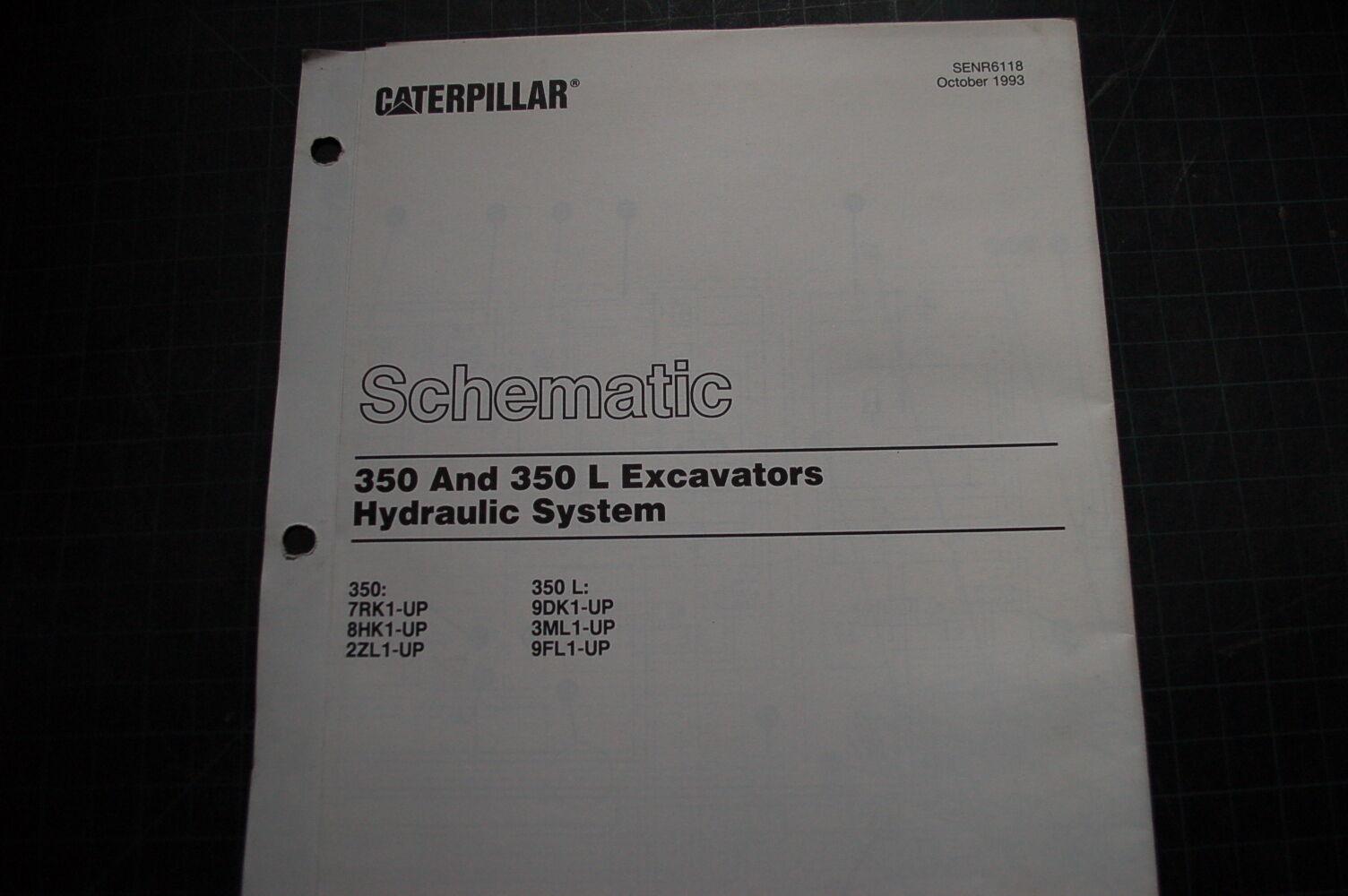 Attractive Caterpillar Wiring Schematics Vignette - Electrical and ...