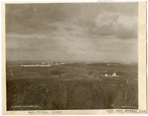Russia-Moscou-view-from-sparrow-Hills-phot-Fradelle-amp-Young-London-Vintage