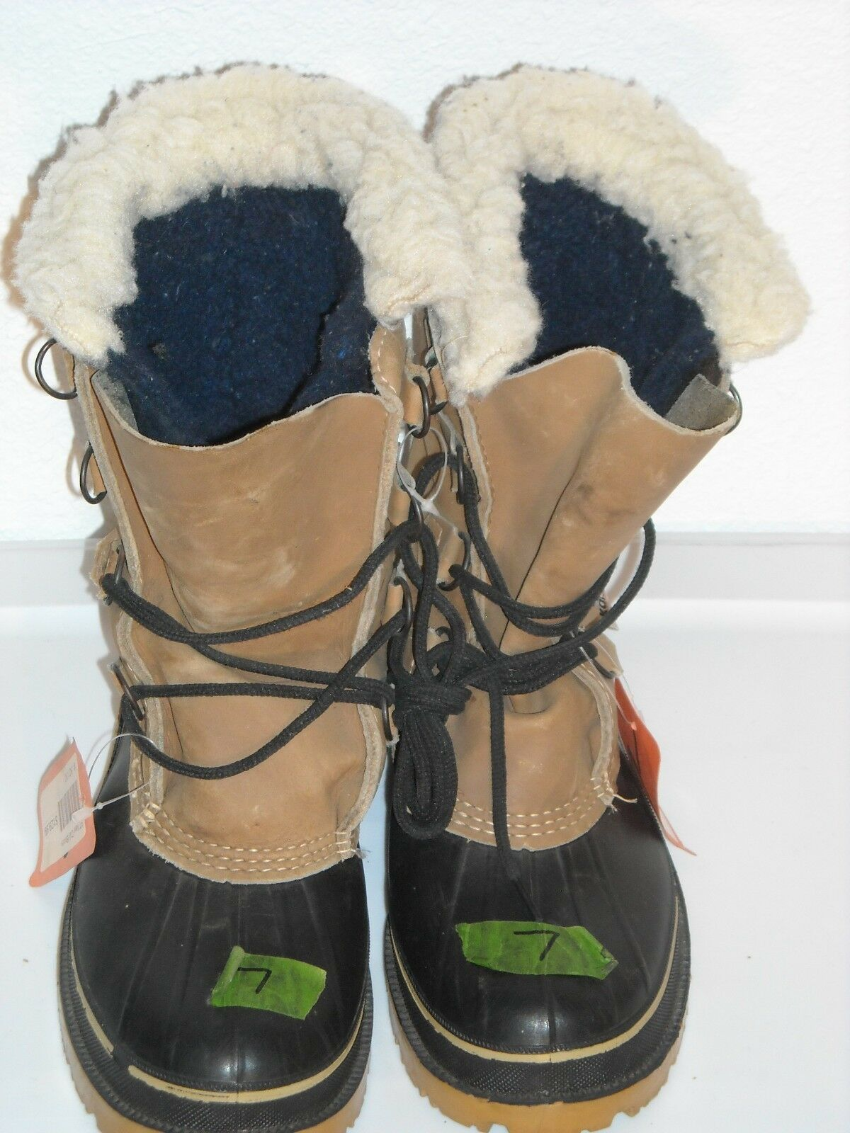 NEW Kamik KW 5000 Steel Shank Winter Boots - Size 7 -   (A1083)