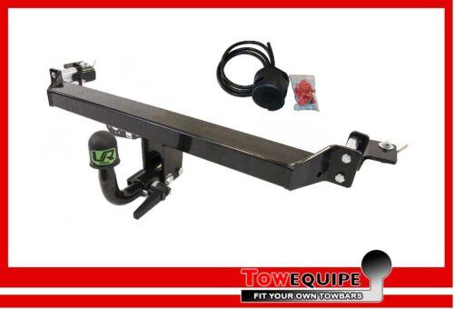 Attelage Démontable 7Br Faisceaux pour Fiat Strada Pick-up 99-00 13130/_A1