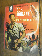 Bob Morane et l'oiseau de feu / Henri Vernes / Dino Attanasio