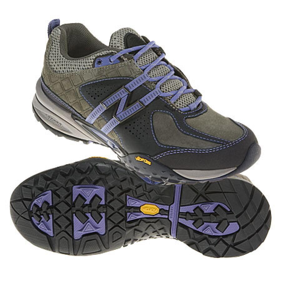 New Balance WO1520GR Grey/Blue Outdoor Shoe 7