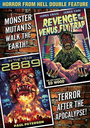 Double Feature: Revenge of the Venus Fly Trap / In the Year