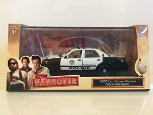 The Hangover Hangover Hangover 2000 Ford Crown Victoria Police Interceptor verdelight 234bd7
