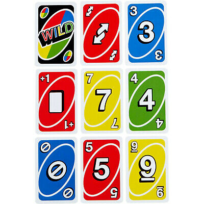 Uno Card Game Fast Fun For Everyone