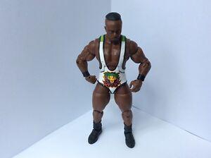WWE NXT BIG E Langston Mattel Elite 32 Giocattolo Figura Wrestling Nuovo giorno Tag Team