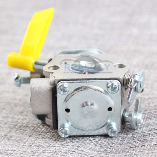 Air Filter Carburetor Carb For Homelite 26cc 30cc For Ryobi Poulan Trimme