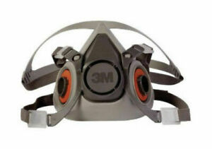3M 6200 Half Facepiece Respirator Mask