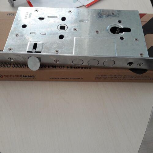 SECUREMME 2061//High Security Door Lock //Lock Case For Cylinder Lock//Deadbolt