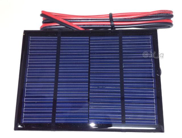 12V 100 MA (1.5 -110 W )Watt Solar Panel for Grid Tie Inverter