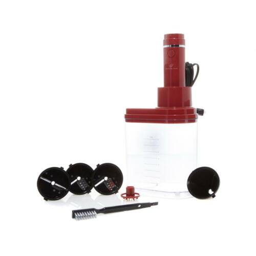 Wolfgang Puck 4-in-1 Electric Power Spiralizer