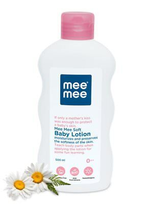 Baby Mee Mee Moisturising Baby Lotion With Fruit Extracts 500 Ml Bathing & Grooming