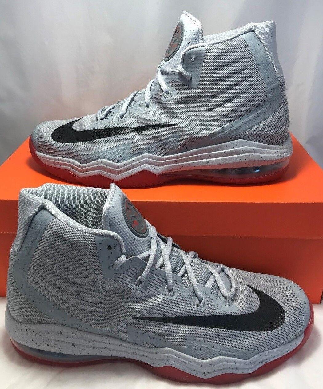 Nike air max Uomo dimensioni anthony 7,5 audacia 2016 pe anthony dimensioni davis grey scarpe da basket 2cea88
