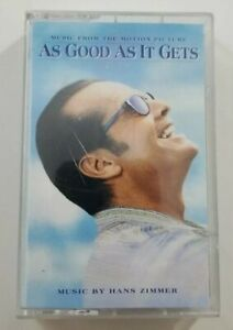 As Good As It Gets Music From the Motion Picture Cassette Tape