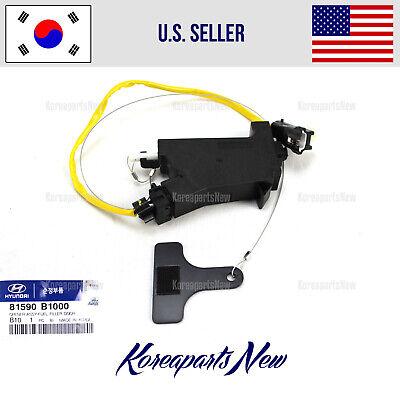 HYUNDAI OEM 15-16 Genesis Fuel Door-Lock Actuator 81590B1000