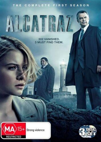 1 of 1 - Alcatraz : Season 1 (DVD, 3-Disc Set)  New, ExRetail Stock, Genuine D77/D175