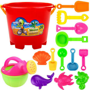14Pcs-Beach-Tools-Set-Playing-Sand-Toy-Kids-039-Funny-Water-Beach-Seaside-Toy-Gift