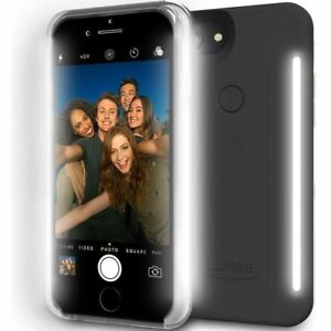 meet d479e 415c5 Details about LUMEE DUO LED Light Up Selfie Phone Case For Apple iPhone  6,7,8,Plus,X,XS